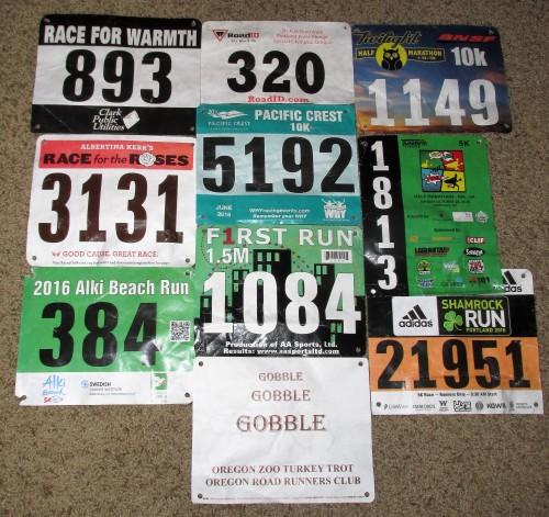 2016 Races